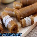 Пастила з яблук в домашніх умовах – простий рецепт (10 варіантів)