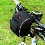 Функціонал сумок на кермо велосипеда і їх основні особливості