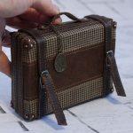 Як зробити модну валізу для ляльок своїми руками, майстер-класи
