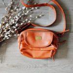 Вдалі образи з рудою сумкою, трендовим і універсальним аксесуаром