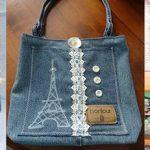 Як зшити сумку з джинсів своїми руками, популярні види аксесуарів
