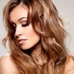 Фарба для волосся – відтінок карамель