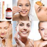 Проведення хімічного пілінгу обличчя в домашніх умовах