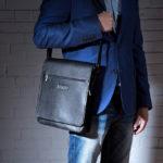 Мужские сумки для документов из натуральной кожи: практично, статусно, модно