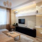 Создание интерьера 3-х комнатной квартиры своими руками